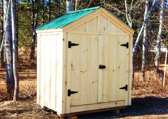 17 Best Ideas About Utility Sheds On Pinterest Outdoor
