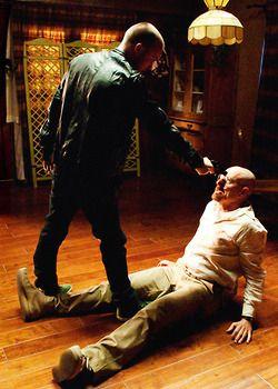 Breaking Bad. Walt the master manipulator.