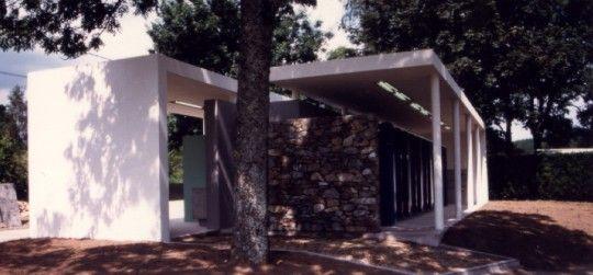 Equipement sanitaire, Lormes, Atelier Gadbois - Realisation