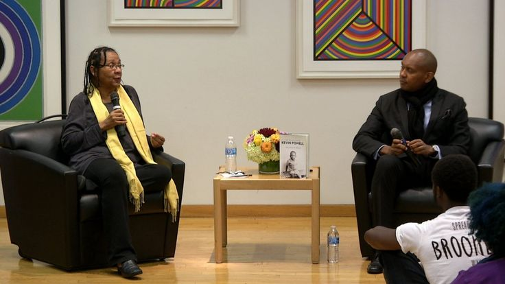 bell hooks + Kevin Powell - Black Masculinity: Threat or Threatened on Livestream