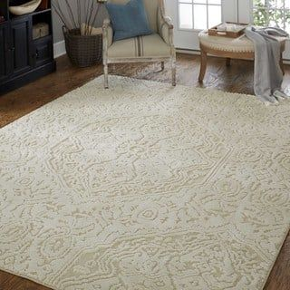Shop for Mohawk Home Loft Francesca Cream Area Rug (8' x 10'). Get free shipping at Overstock.com - Your Online Home Decor Outlet Store! Get 5% in rewards with Club O! - 19070518