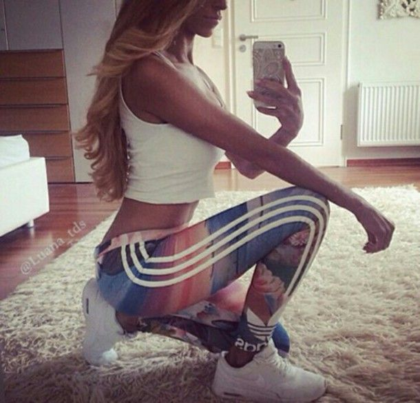 tights adidas leggings blonde hair blonde hair girly girl nike nike air nike running shoes nike air max 90 nike hyper fuse air force 1 iphone 5 case iphone 5 iphone 5s floral rug white crop tops body tight classy swag swaggie swaggy