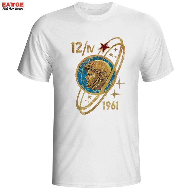 2016 Новый Стиль НАСА Мода Прохладный Мужская Футболка Бренд Ситец Мужчины майка Пространство Случайные Фитнес Одежда Топы Тис купить на AliExpress
