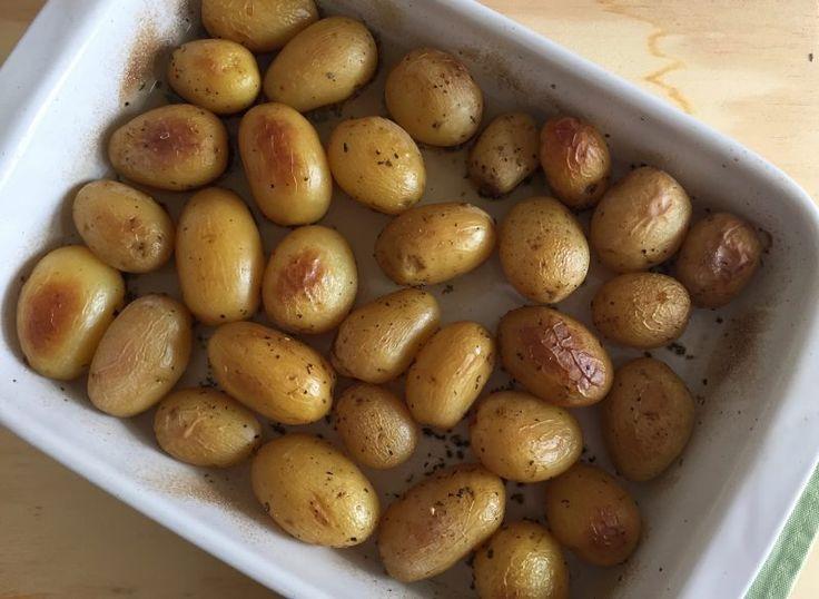 #patate novelle al forno