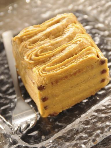 Gâteau aux petits-beurres et au café sans cuisson - Recette
