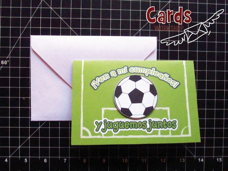 Tarjeta de fútbol
