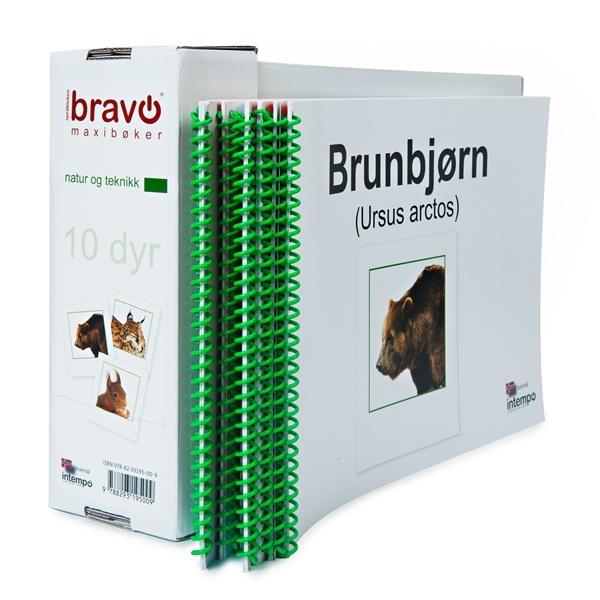 Bravo maxibøker
