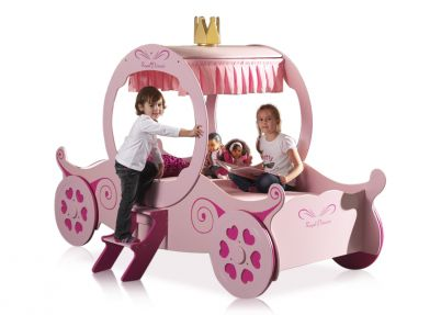 Koetsbed 'Prinses Anna' | Royal Princess Kate | Kinderbedden