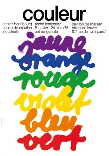 Couleurs: by Jean Widmer (1975)