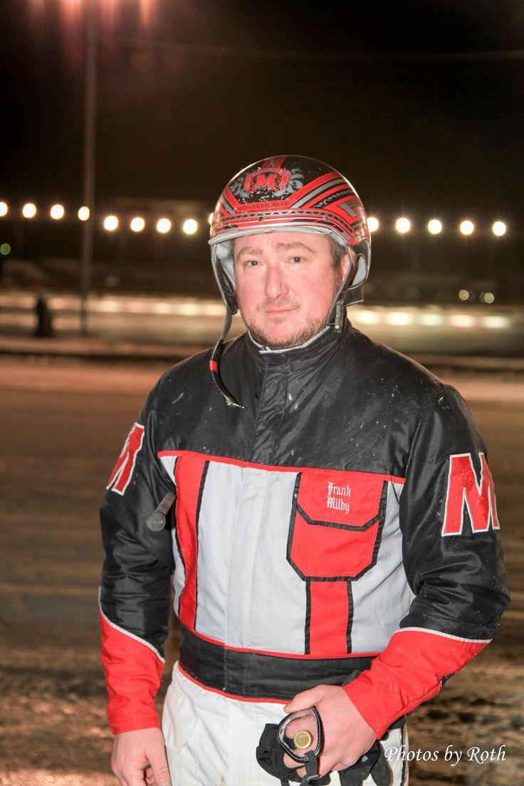 Frank Milby Harness racing, Racing drivers, Horse racing