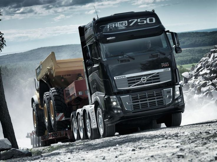 Volvo FH 16 750
