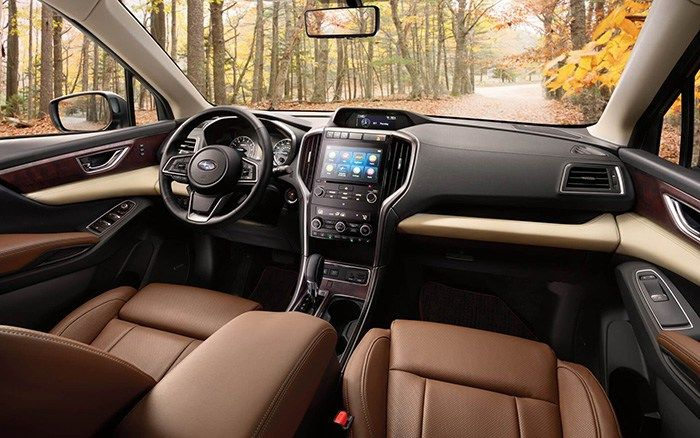 2019 Subaru Ascent 7 Seater Specs Review Price Subaru Cars