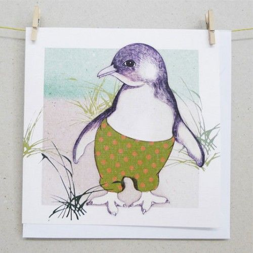Cards - Little Penguin