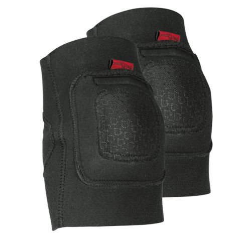 Price:$59.00 Size:Youth,Small/Medium,Large/X-Large The Double Down Knee and Elbow Pads are undercover protection at its finest. Slim enough to be worn covertly under clothing, but substantial enough to protect you from harder spills.