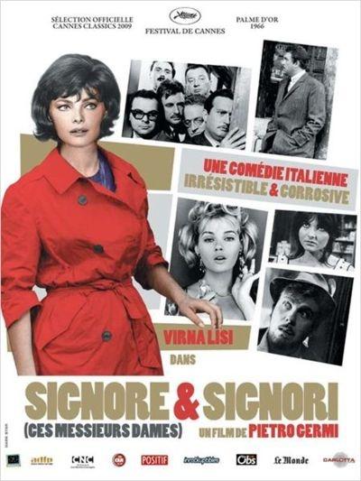 Signore & Signori • Pietro Germi #DVD