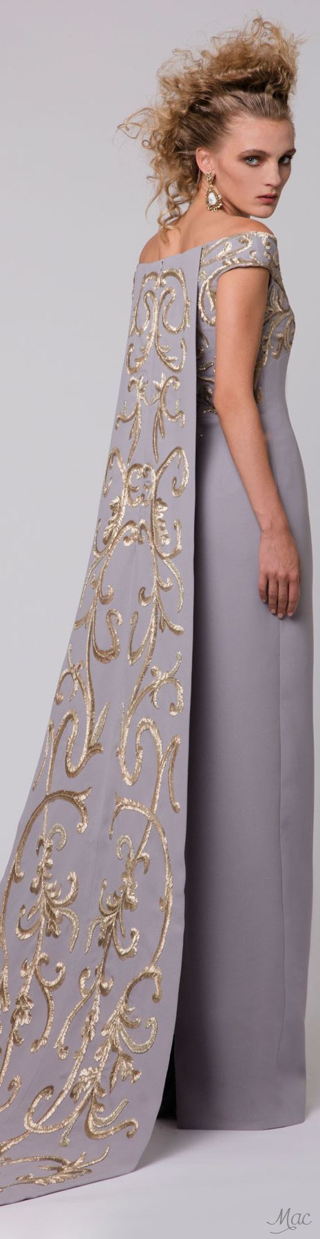 A/W 2016-2017 Haute Couture - Azzi & Osta Promises of Dawn Collection