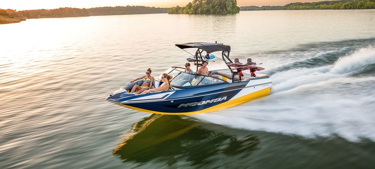 Moomba Boats | No Worries