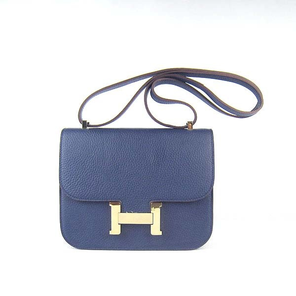 Whether you are looking for a bag to bring to work and liven up a suit, a special bag to compliment an evening outfit, an everyday bag to go with your jeans or just a pretty scarf you can use as a fun accent piece; there is a Best Hermes Constance Bag H017 Gold Dark Blue S0148 made for each purpose.More view http://www.birkinbagbest.com/
