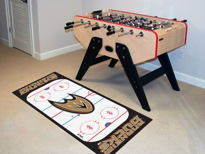 New rugs available for NHL Anaheim ducks available at http://lelandswallpaper.com