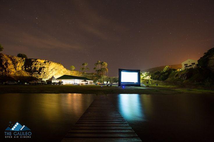 Galileo Open Air Cinema | Nov to Apr