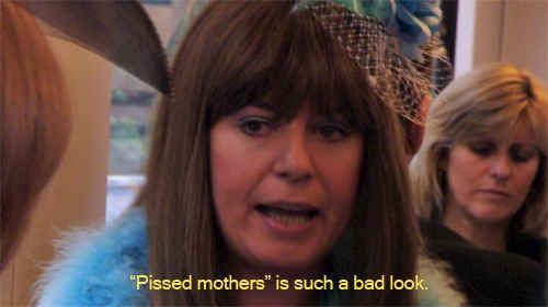 Know what suits your 'look.' | 24 Super Important Life Lessons Kath And Kim Taught Us