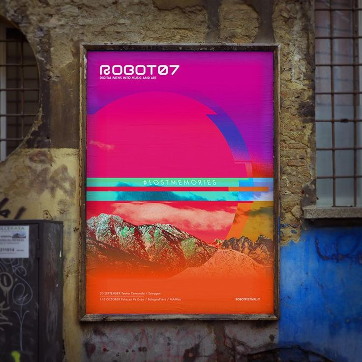 roBOt colora Bologna / roBOt Festival - digital paths into music and arts