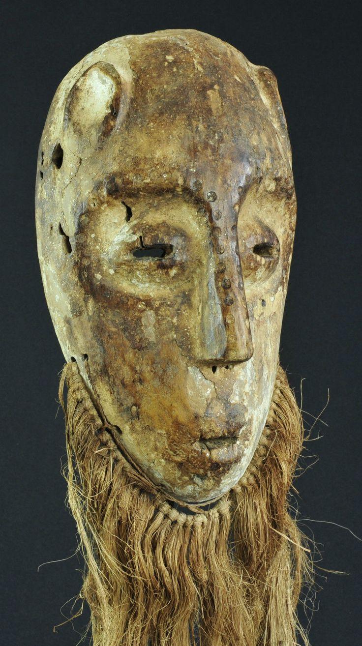Masque Lega Bwami Zaire Congo Belge Arts Premiers Mask Africain Tribal Masker | eBay