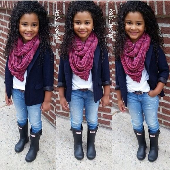 Love Hunter Boots for Kids