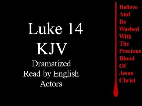 Luke 14 KJV