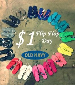 5420310d5f0a Today Only  Old Navy Flip-Flops for  1 – 6 23 2018