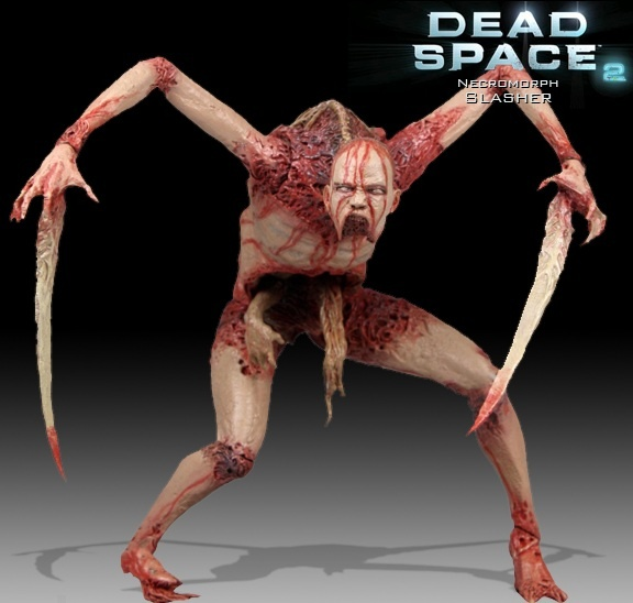 Dead Space Necromorph Slasher Action Figure - NECA ...