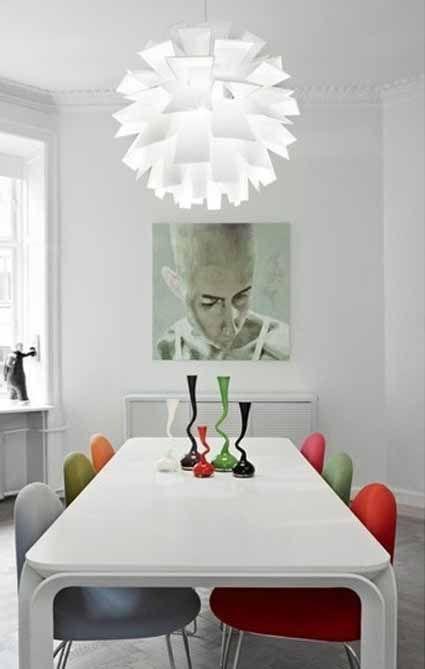 lampara para comedores minimalistas - Buscar con Google