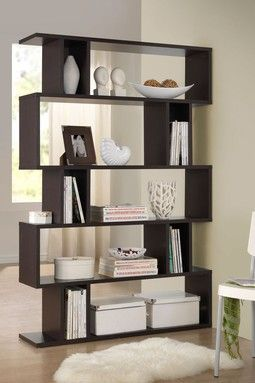 Get the look here. http://www.shoplet.com/Monarch-Furniture-DARK-TAUPE-RECLAIMED-LOOK-55-H-MODERN-BOOKCASE/MONI3251/spdv