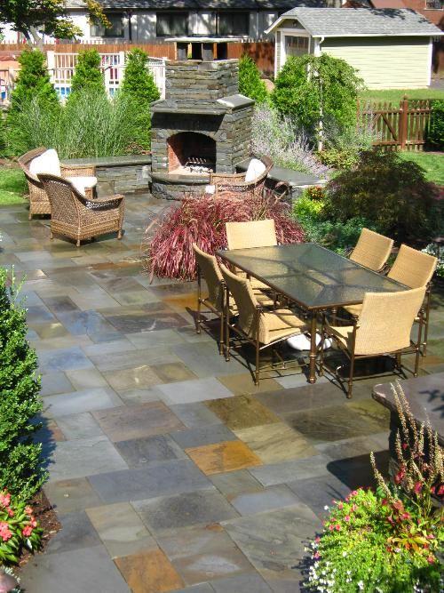 23 best images about bluestone patio ideas on pinterest for Award winning backyard designs