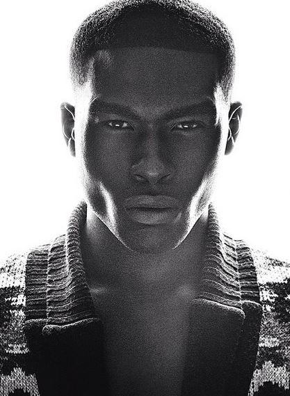 Leonardo Taiwo | Evening Eye Candy: Model Leonardo Taiwo
