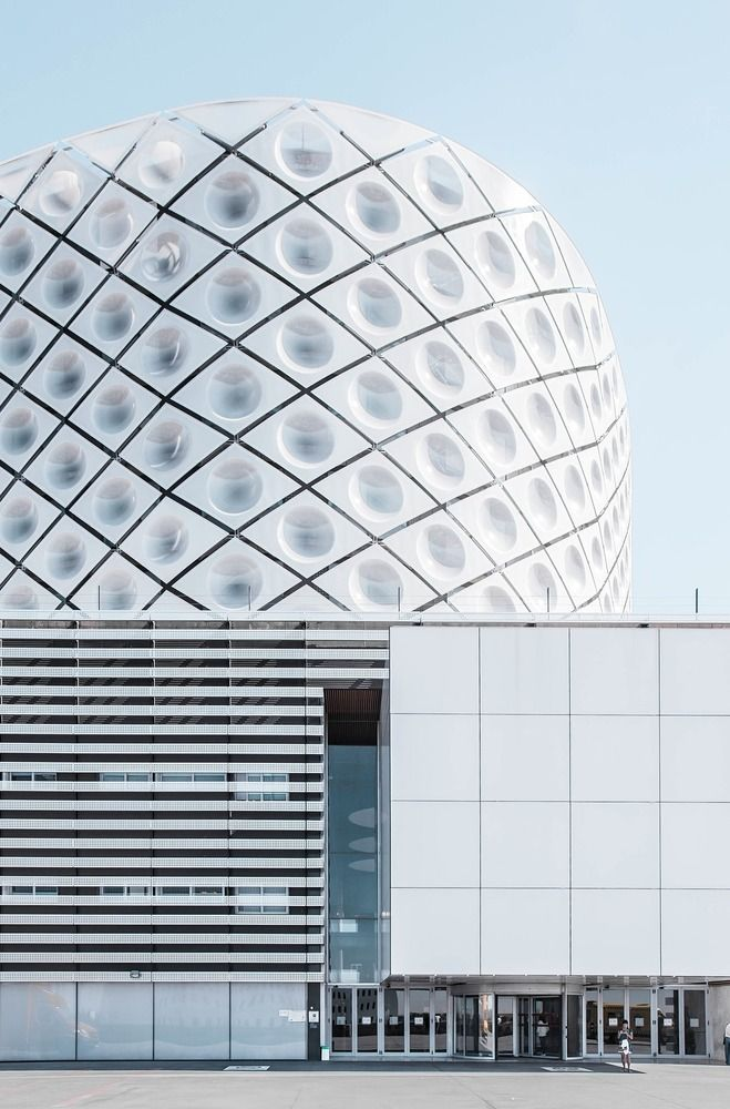 Gallery of Discover Madrid's Geometric Architecture Through This Photo Series - 13