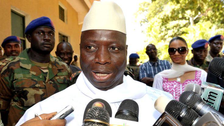 4 West-Afrikaanse presidenten praten met Yahia Jammeh over aftreden.