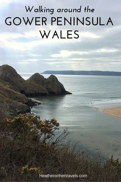 Walking around the Gower Peninsula in Wales, UK | Heather on her Travels