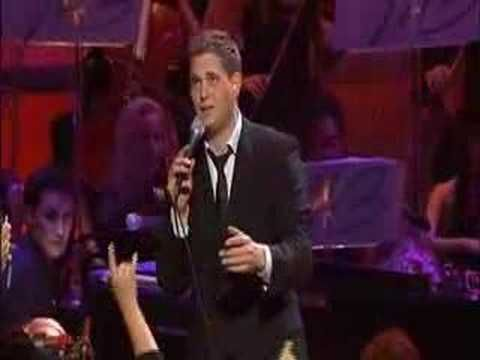 """Michael Buble - Save the Last Dance For Me ~ Now if anyone ever came close to matching the Drifters on """" Save the Last Dance for me """" it is this young man Michael Buble. I love his Sinatra Voice and what he brings to the table. Super Job !"""