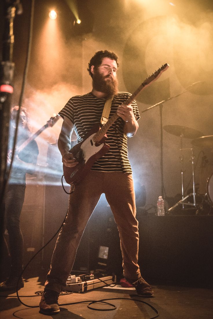 """carelessdistribution: """"Andy Hull of Manchester Orchestra // Emos, Austin, Texas """""""