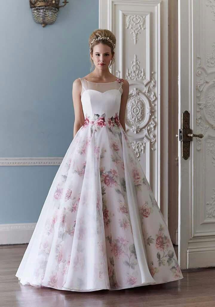 Mejores 354 imágenes de vestidos de novia♥ en Pinterest | Vestidos ...