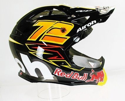 Capacete Airoh - Stefan Everts #72: Photo