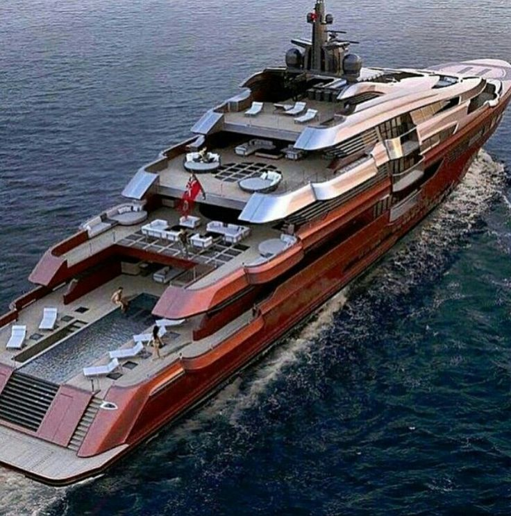What is the appeal of yachts? Is it the ability to sail into international waters where local laws don't apply?