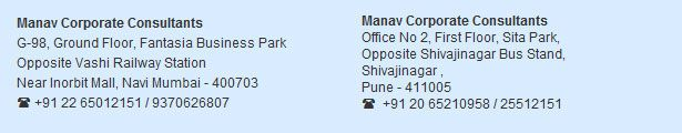 www.manavconsultants.com Manav Consultants are the best recruitment consultants offering jobs in IT, Oil & Gas, Power plants, and many more. The biggest manpower consultancy in Mumbai. Certificate Attestation for UAE, Qatar, Oman and many other places are done at the Pune branch. Immigration services in India is provided by Manav Consultants.