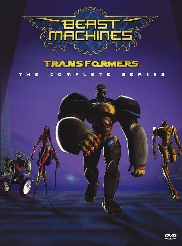 Beast Machines: Transformers (TV Series 1999–2001)