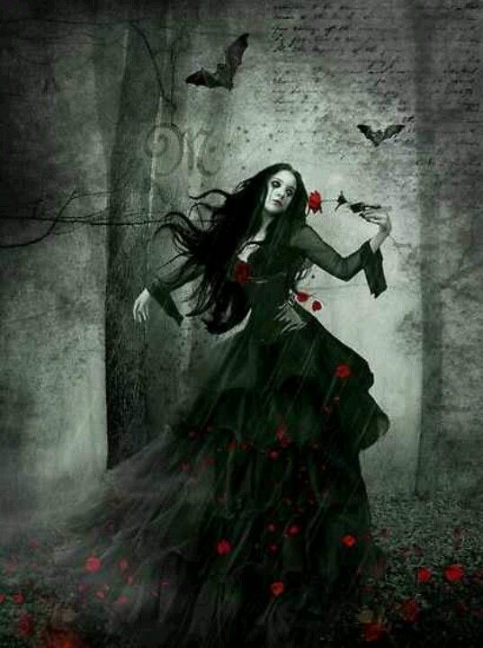 gothic art fantasy artwork - photo #35