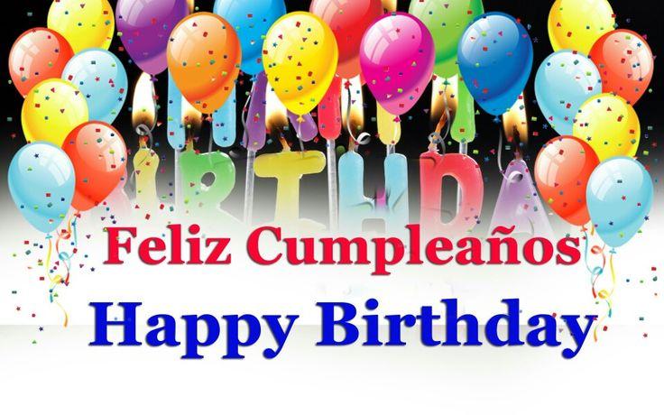 Feliz Cumpleano means Happy Birthday in Italian