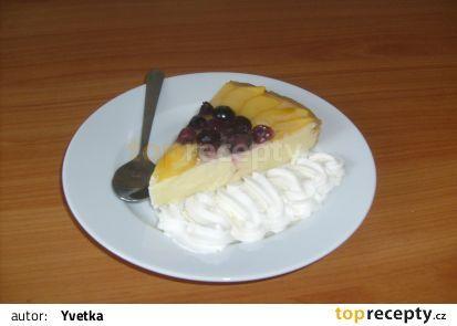 Tvarohový dort bez mouky recept - TopRecepty.cz