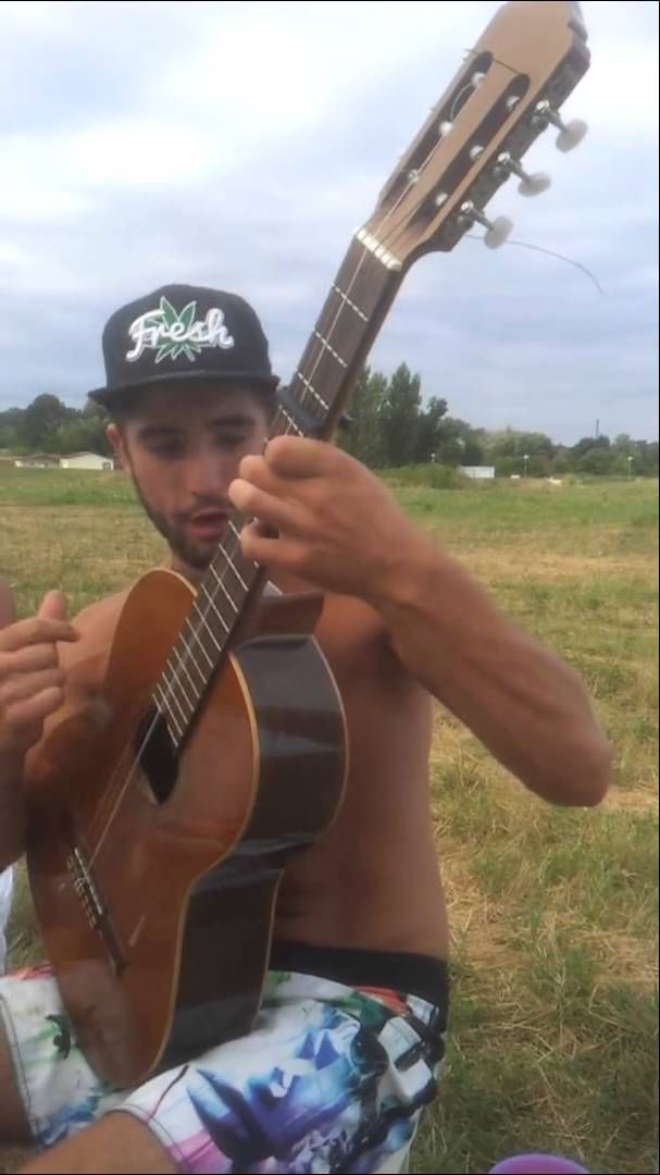 Gitan qui chante (Bella version gitan)