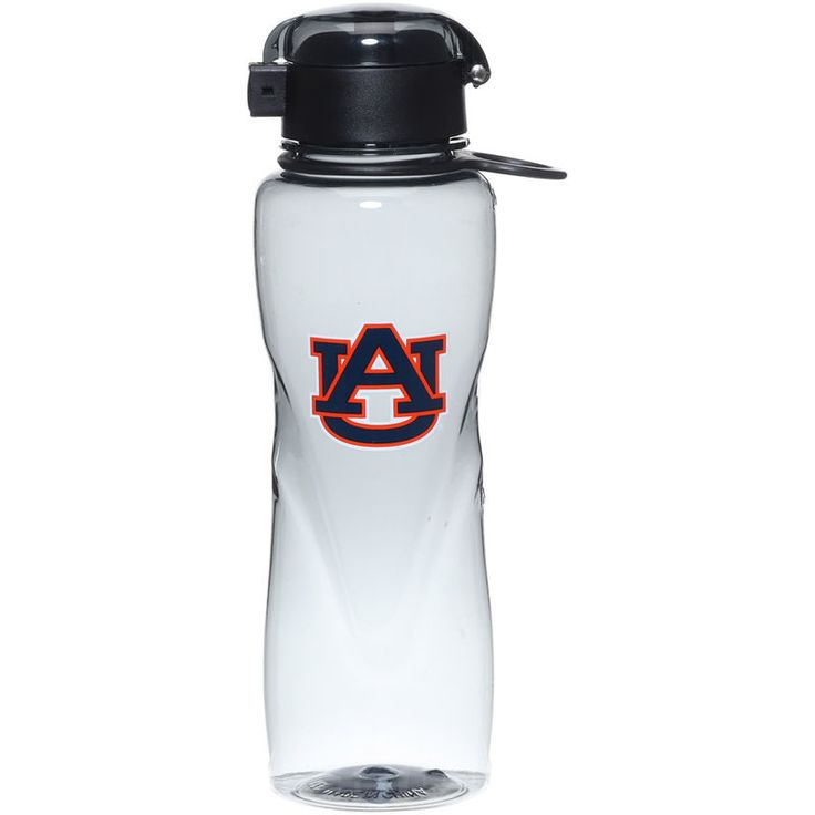 Auburn Tigers 26oz. Flip Top Water Bottle